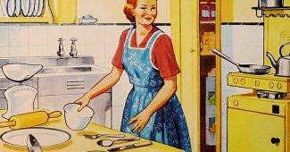 Eva Persson vil ikke være husmor